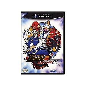 Sonic Adventure 2 Battle - Usado - GameCube