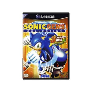 Sonic Gems Collection - Usado - GameCube