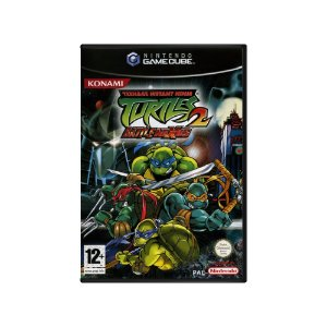 Teenage Mutant Ninja Turtles 2 Battlenexus Usado - GameCube