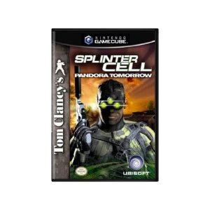 Tom Clancy's Splinter Cell Pandora Tomorrow Usado - GameCube