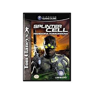 Tom Clancy's Splinter Cell Pandora Tomorrow Usado - GameCube