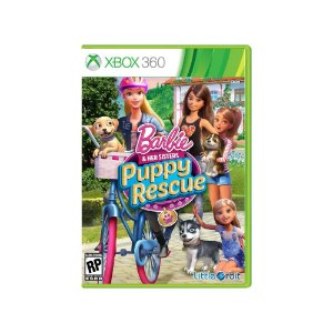 Barbie and Her Sisters Puppy Rescue - Usado - Xbox 360