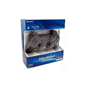 Controle Dualshock 3 Preto (Similar) - PS3