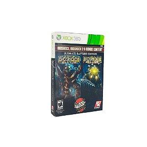 Bioshock & Bioshock II Ultimate Rapture E. Usado - Xbox 360