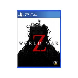World War Z - Usado - PS4