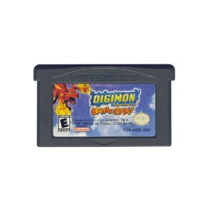 Digimon Battle Spirit - Usado - GBA