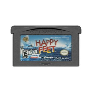 Happy Feet - Usado - GBA