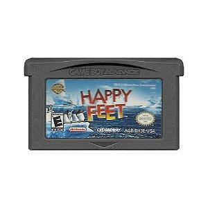 Happy Feet - Usado - GBA