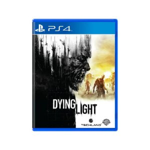 Dying Light - Usado - PS4