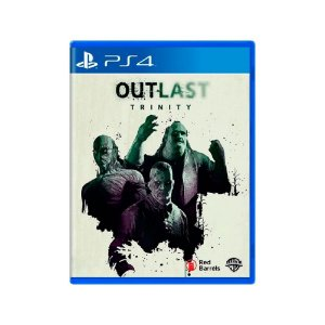 Outlast Trinity - Usado - PS4