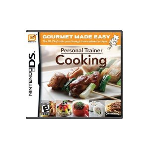Personal Trainer Cooking - Usado - DS
