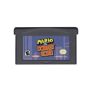 Mario vs. Donkey Kong - Usado - GBA