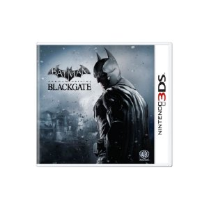 Batman Arkham Origins Blackgate - Usado - 3DS