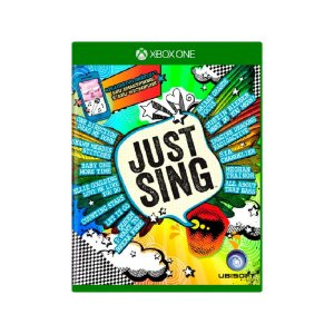 Just Sing - Usado - Xbox One