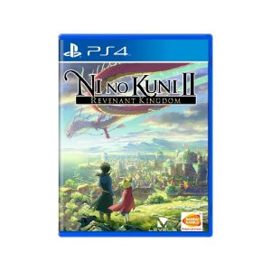 Ni no Kuni II Revenant Kingdom - Usado - PS4