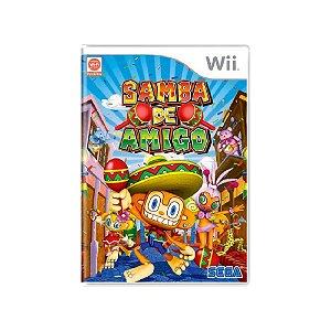 Samba de Amigo - Usado - Wii