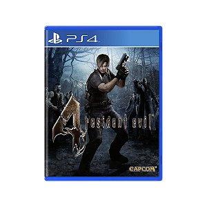 Resident Evil 4 - Usado - PS4