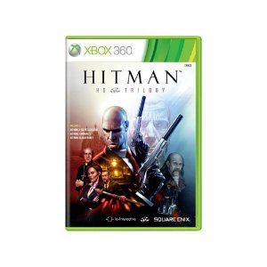 Hitman HD Trilogy - Usado - Xbox 360