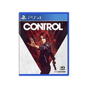 Control - Usado - Ps4