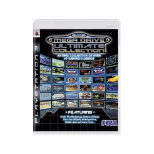 SEGA Mega Drive Ultimate Collection - Usado - PS3