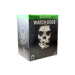 Watch Dogs (Limited Edition) - Usado - Xbox One