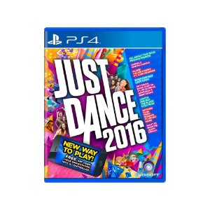 Just Dance 2016 - Usado - PS4