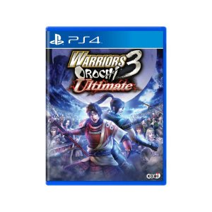 Warriors Orochi 3 Ultimate - Usado - PS4