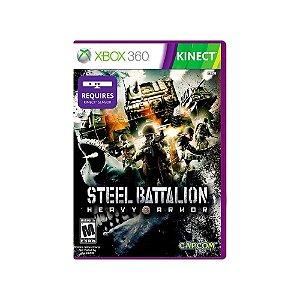 Steel Battalion Heavy Armor - Usado - Xbox 360