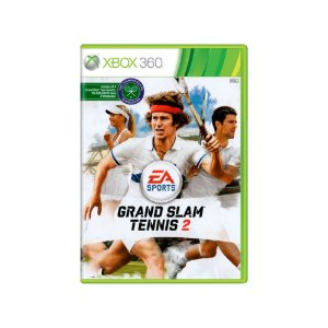 Grand Slam Tennis 2 - Usado - Xbox 360