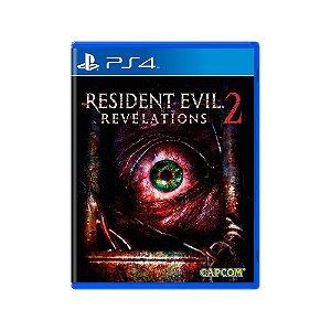Resident Evil Revelations 2 - Usado - PS4