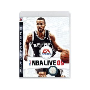 NBA Live 09 - Usado - PS3