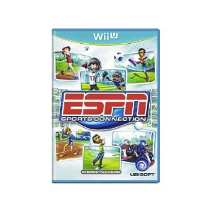 ESPN Sports Connection - Usado - Wii U