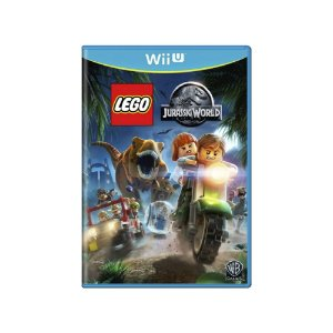 LEGO Jurassic World - Usado - Wii U