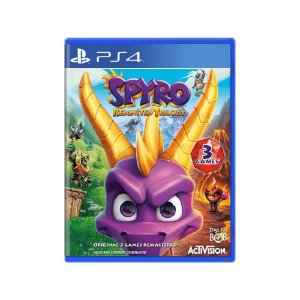 Spyro Reignited Trilogy - Usado - PS4