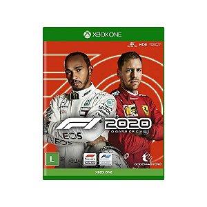 F1 2020 - Usado - Xbox One