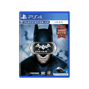 Batman: Arkham VR - Usado - PS4