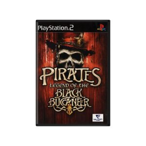 Pirates Legend of the Black Buccaneer - Usado - PS2
