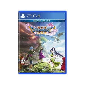 Dragon Quest XI Echoes of an Elusive Age - Usado - PS4