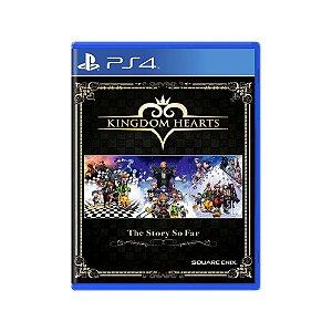 Kingdom Hearts The Story So Far - Usado - PS4