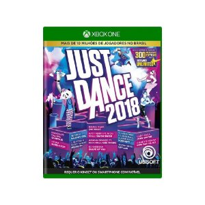 Just Dance 2018 - Usado - Xbox One