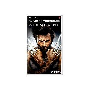 X-Men Origins: Wolverine - Usado - PSP