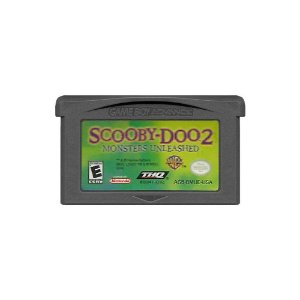 Scooby-Doo 2 Monsters Unleashed - Usado - GBA