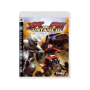 MX vs. ATV Untamed - Usado - PS3
