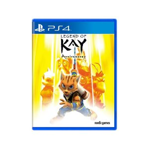 Legend of Kay: Anniversary - Usado - PS4
