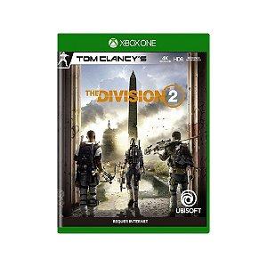 Tom Clancy's The Division 2 - Usado - Xbox One