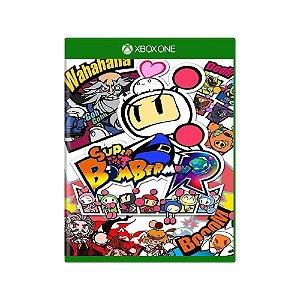 Super Bomberman R - Usado - Xbox One