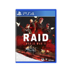 Raid: World War II - Usado - PS4