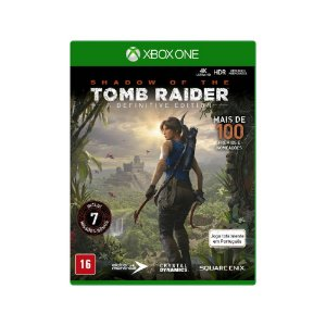 Shadow of Tomb Raider (A Definitive Edition) - Xbox One