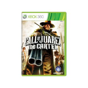 Call of Juarez The Cartel - Usado - Xbox 360