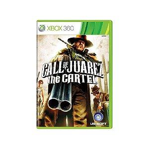 Call of Juarez The Cartel - Usado - Xbox 360